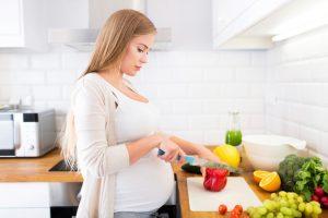 Вегетарианство, веганство и беременность