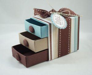 Творчество со спичечными коробками