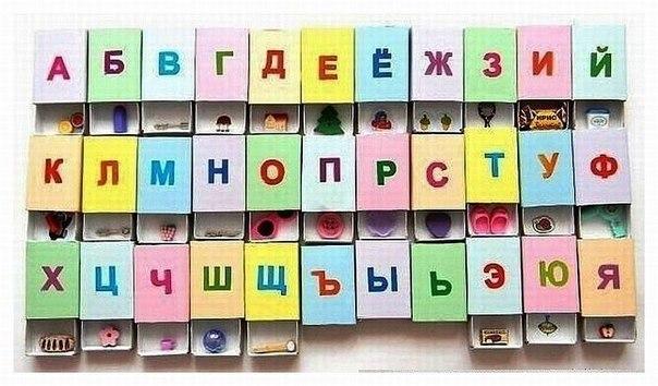 Изучаем буквы