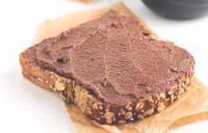 Вегетарианская шоколадная паста