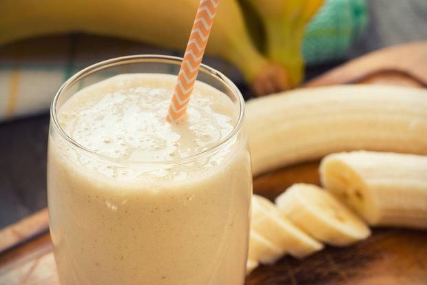 Бананово-цитрусовый смузи