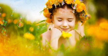 У ребенка воспоминания о детстве должны быть яркими