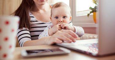 Где маме найти время на себя?