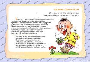 Фразеологизмы для детей
